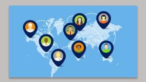 Social media recruitment video