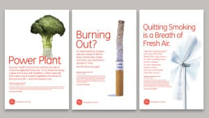 Healthcare posters