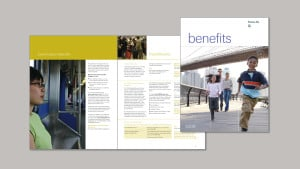 Benefits brochure