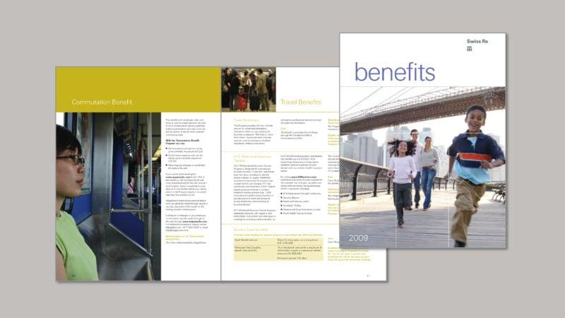 Benefits brochure