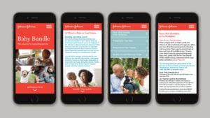 Baby Bundle Mobile Site