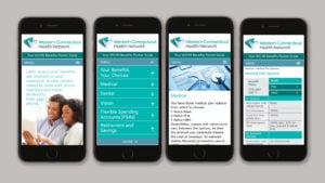 Benefits Mobile Site