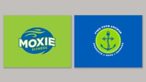 Logos: primary and secondary